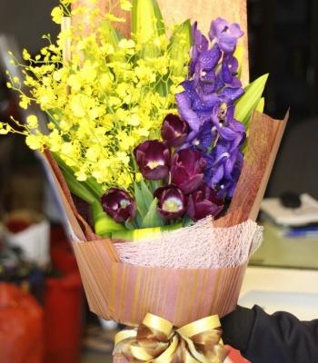 Hoa Chúc mừng