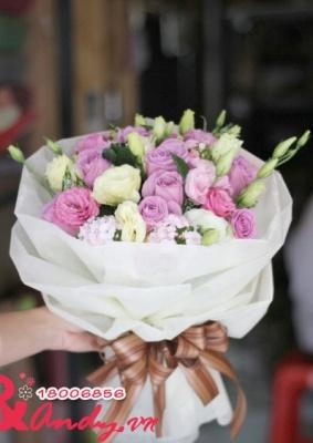 Bó hoa sinh nhật