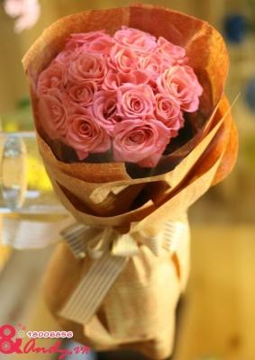 Bó hoa hồng – Thấu hiểu
