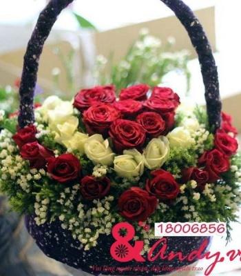 Heart Rose!