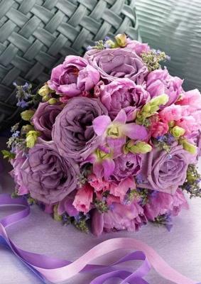 Hoa cưới cầm tay: 15695