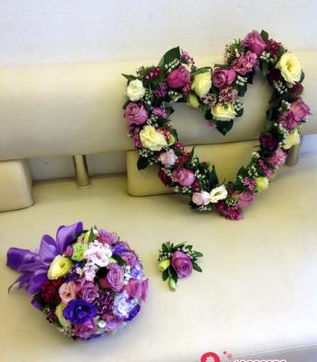 Hoa cưới 06