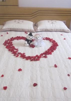 Hoa cưới 12511