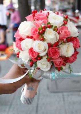 Hoa cưới cầm tay: 15686