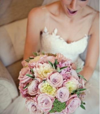 Hoa ngày cưới 16042