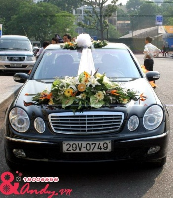 Hoa cưới xe hoa: 93547