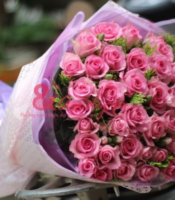 Dịu dàng sắc hoa